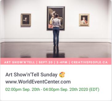 art-show-n-tell