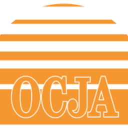OCJA logo