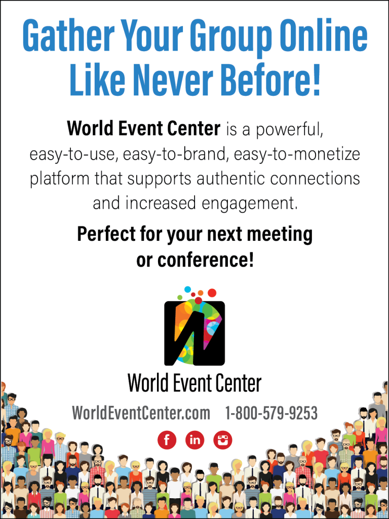 Gather Your Group Online Like Never Before. Ad.