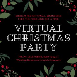 Feed the Need and Get A Virtual Christmas Party!