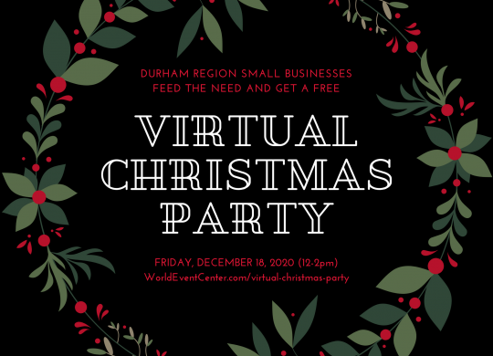 Virtual Christmas Party