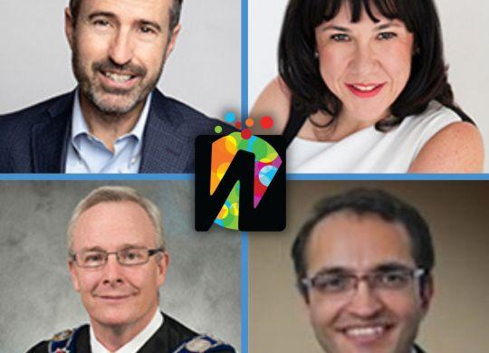 John Stackhouse, Murad Bhimani, John Henry, Rachel Sumner