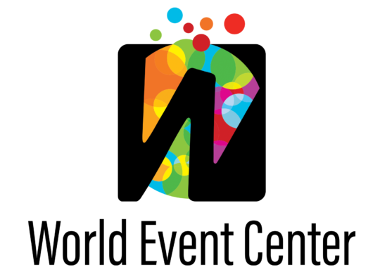 World Event Center logo