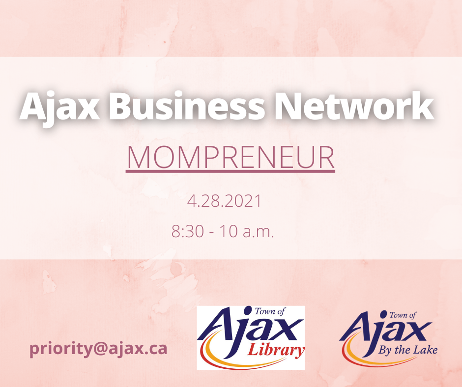 Ajax Business Network Celebrates Mompreneurs
