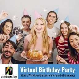 Virtual Birthday Parties